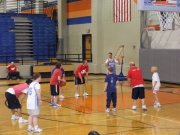Click the image above to see pictures of the basketball game with the McKinney Special Needs Kids