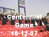 Click the image above to see the pictures from the Centennial game