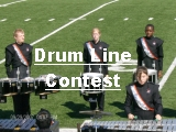 Click the image above to see the new video of the drum line competition performance
