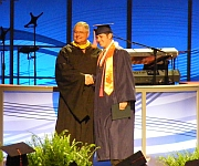 Click the image above to see the Pictures of Zachary's Graduation