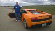 Click the image above to see the Pictures of my day at the track driving the Lamborghini