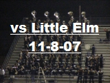 Click the image above to see the pictures from the Little Elm Game