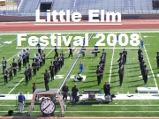 Click the image above to see pictures from the Little Elm Marching Festival