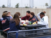 Click the image above to see pictures of our bands picnic during the Little Elm Marching Festival