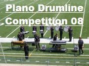 Click the image above to see pictures and video of the Plano Drum Line Competition