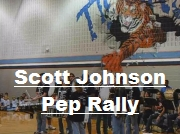 Click the image above to see video of the Drum Line at the Scott Johnson Pep Rally