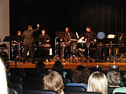 Click the image above to see pictures of this years percussion concert