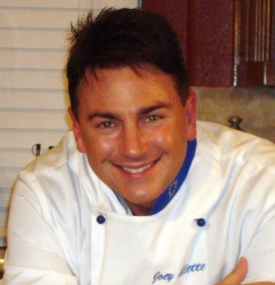 Joey Allette, Personal Chef, Caterer, and Culinary Instructor, click the photo to see Joey's Bio
