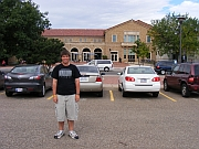 Click the image above to see pictures of Zachary's visit to Texas Tech