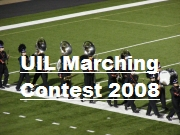 Click the image above to see pictures and video from UIL Marching Contest