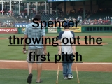 Click the image above to see pics from the Ranger's game