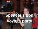 Click the image above to go to Spencer's Bon Voyage party