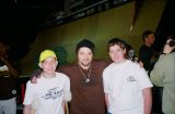 The boys with Bam Margera