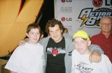 The boys with Mat Hoffman