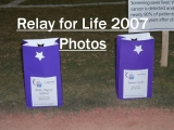 Click the image above to go to Spencer's 2007 Relay for Life album
